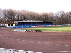 Stadion Lüttinghof, SC Buer - Hassel [01]
