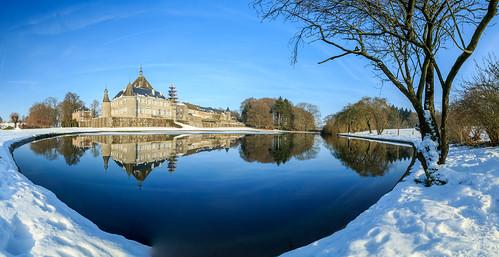 Hodoumont Castle