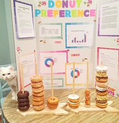 Late night last night as the whole family pulled together to help the 11 yo finish up his Science fair project & display. It came out pretty cool. That's the magical power of #donuts. Note: designing your project around donuts is also a good way to get si (momfluential) Tags: family our get up night last project way out for drive us is cool pretty open power display you good being yo fair 11 it science siblings size note whole thank help your together donuts midnight finish assemble his late around thats came measure magical thru designing letting pulled at donutchart dunkinlagunahills