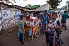 5D8_7200 (bandashing) Tags: street england people food bicycle manchester outdoor cart sylhet bangladesh socialdocumentary aoa bombaymix chanachur bandashing noyabazar akhtarowaisahmed