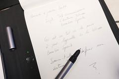 Wacom Reco write (redac01net.com) Tags: test pen review bamboo sparks wacom ipad etui tablette stylet 01net 01netcom