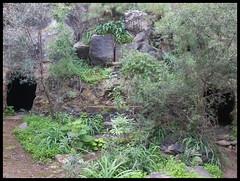 Caldera de Bandama's cave (szmateusz) Tags: islands gran fujifilm canaries canaria x30 wyspy kanaryjskie
