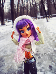 Scared Silly and Shockingly Shy (eneida_prince) Tags: photo doll dolls photoshoot photos mh mattel 2016 innermonster monsterhigh osalina scaredsillyandshockinglyshy monsterhigh2016