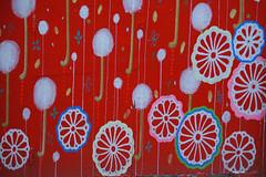New York cIITTY GraFFITI (Marco Braun) Tags: street new york nyc red urban usa ny rot art graffiti kunst gotham rosso manhatten