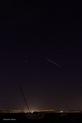 International Space Station 16Jan2016 07h36 (clewless2) Tags: outdoor space astro iss