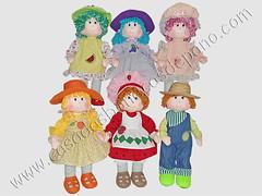 Bonecas Moranguinho (Casa das Bonecas de Pano) Tags: decoracao tema festainfantil moranguinho laranjinha uvinha limaozinho pesseguinho melanciazinha