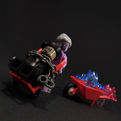 My New Munsters LEGO Ghostbusters (Sweeney Todd, the Lego) Tags: lego zombie ghostbusters legozombie legoghosts legoghostbusters