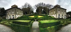 Villa Lante - Bagnaia (reds_v) Tags: panoramica viterbo simmetria giardini villalante bagnaia