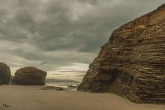 Playa las Catedrales. Galicia. (manuelangelarias) Tags: costa mar paisaje playadelascatedrales marcantábrico catedrais as