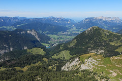 Germany (Bavaria) - Berchtesgadener Land (Michael.Kemper) Tags: voyage panorama mountain lake mountains alps travelling berg canon germany bayern deutschland bavaria see berchtesgaden is hiking hike berge land usm alpen efs f28 wandern jenner reise wanderung 30d 1755 bgl koenigssee knigssee berchtesgadener canoneos30d canonefs1755f28isusm hagengebirge fagstein rothspielscheibe gotzenberge