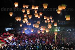 2016 Pingxi Sky Lantern Festival (*dans) Tags:  lanternfestival lunarnewyear   pingsi yuanxiao  2016 pingxi skylantern  yuanxiaofestival  skylanternfestival     pingxiskylanternfestival godblesstaiwan   jingtongelementaryschool  pingxiskylantern chineseingot  pingxiskylanternfestival2016 20160211