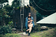 DSC08890 (WillyYang) Tags: portrait girl vintage 50mm bokeh sony taiwan taipei canonfd 50mmf12 50l sonyalpha bokehlicious 50mmf12l fd50mmf12 vsco sonya7