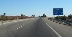 A-66-11 (European Roads) Tags: de la sevilla andaluca spain plata andalusia alto venta santiponce autova a66 gerena algaba