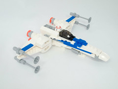 T-70 X-Wing (jonathanwhudson) Tags: star force xwing wars base resistance the t70 awakens dqar