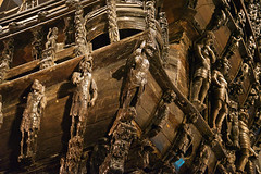 Vasa (Herculeus.) Tags: wood sculpture woodwork sweden stockholm navy decoration may indoor vasa manofwar shipsboats 5photosaday