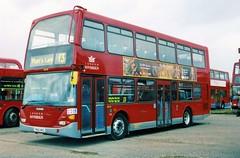 London Sovereign SLE38 (Vernon C Smith) Tags: bus london rally 2006 cobham sovereign