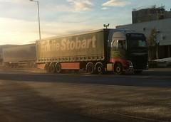 H4299 - KN15 MMX (Cammies Transport Photography) Tags: truck volvo elizabeth centre tesco lorry deborah eddie fh livingston distribution esl mmx stobart eddiestobart h4299 kn15 kn15mmx