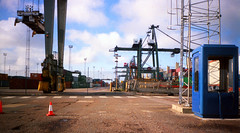 Port 02 (The original SimonB) Tags: film port suffolk july scanned 1991 felixstowe