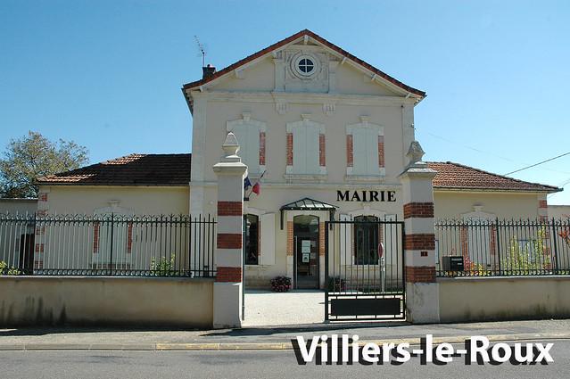 VILLIERS LE ROUX