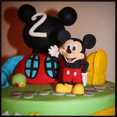 Still one of my favourite cakes to date. Mickey Mouse... (Disney Cakes) Tags: world birthday castle cakes make cake frozen baking orlando princess disney mickey fl how minnie wdw pops walt