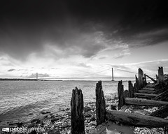 DSC08674 (Pete Thornley) Tags: sea nature pier lincolnshire humber sonya6000