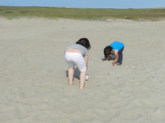 Going swimming at Long Point August 2015 20 (cambridgebayweather) Tags: swimming nunavut cambridgebay arcticocean