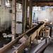 Chick Springs bathhouse inside - 2