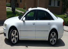 Audi - A8L - 2007  (saudi-top-cars) Tags: