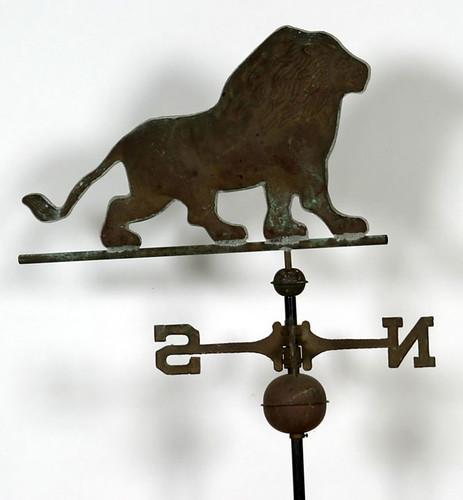 Lion Weather Vane - $264.00