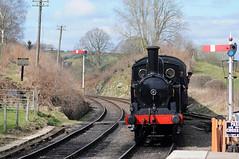 SVR 36032 (kgvuk) Tags: trains railwaystation locomotive railways steamtrain svr steamlocomotive arley severnvalleyrailway 1054 062t coaltank arleyrailwaystation