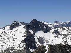 Widok z Pic Neouvielle
