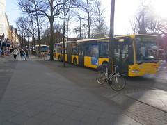 MB Gelenkbus (Berliner Busse) Tags: bus berlin buses germany busse mb doubledecker bvg doppeldecker zehlendorf vdl gelenkbus farbgebung lowfloor articulatedbus singledecker niederflur lowfloorbus berlinzehlendorf eindecker niederflurwagen mbcitaro bvgbusse mbcitarogelenkbus mbgelenkbus