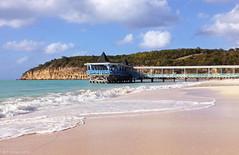 ANTIGUA - Dickenson Bay (panoround hutter) Tags: caribbean mare ocean beach luxury luxus travel worltravelled