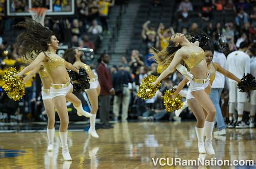 VCU vs. Davidson (A-10 Semifinals)