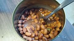Seasoned Pepper n' Peas (horsepj) Tags: food pepper beans indiana canned peas bloomington