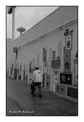 Wall of Sound (jbhthescots) Tags: seattle leicam3 trix200 bwyellowfilter vuescan sekonicl308s plustek7600i bwnd1 perceptol1112min 240mmsummicronc