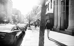Washington | Instagram: @bayanalsadiq (Bayan AlSadiq) Tags: city travel trees light red people usa sunlight beauty photography washingtondc washington view walk thecity streetphotography places saudi traveling peo travelphotography saudiphotographer letsexplore