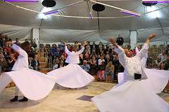 Whirling Dervishes (cj_hunter) Tags: turkey dance islam religion ceremony meditation trance religous dervishes whirling whirlingdervishes mevlana