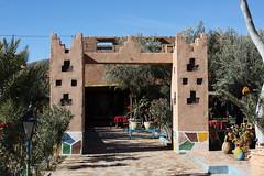 Minecraft baddies? (orangebrompton) Tags: sahara morocco pillars mhamid