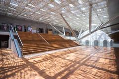 Netting (bing dun (nitewalk)) Tags: museum architecture singapore gallery national padang