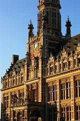 Town hall - Schaarbeek (Amsterdam_EF) Tags: brussels belgium belgique belgie hoteldeville bruxelles townhall flemish brussel schaarbeek bxl maisoncommunale schaerbaak
