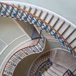 "Somerset House staircase<a href=""http://www.flickr.com/photos/28211982@N07/26033913651/"" target=""_blank"">View on Flickr</a>"