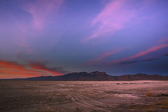 _40A3291 (ChefeGrande) Tags: sunset sky mountain silhouette clouds landscape texas outdoor westtexas elcapitan hikingtrail saltflat guadalupemountains chihuahuandesert guadalupepeak