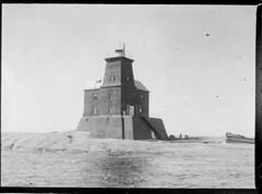 Porkkala; muutto majakkaan (KansallisarkistoKA) Tags: lighthouse beacon 1920 majakka porkkala