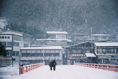 (Jake_Wang) Tags: travel winter snow film japan canon