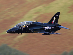 HAWK XX204 CLOFTING IMG_4974FL (Chris Lofting) Tags: blue bell loop hawk 19 raf xx204