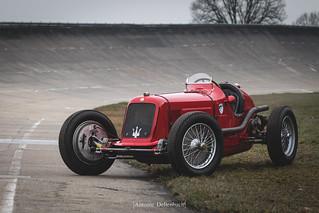 Maserati 8CM (1933)