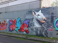 Coma x Sanue Niggas in Turin (aeroescrew) Tags: wall writing torino graffiti jam turin coma bombbox sanue aeroes aeroescrew