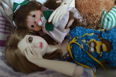 Happy Birthday - Steffanie (1) (JL_the_Lion) Tags: from birthday iris 7 sd gift bjd 13 nightdress monkiki kojiro steffanie yid iplehouse happybirthdaysteffanie