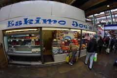 IMG_6836 (Lee Collings Photography) Tags: market leeds indoor fisheye april 8mm westyorkshire 2304 fisheyelens leedsmarket samyang leedscitycentre leedskirkgatemarket samyang8mm marketleeds 23042016